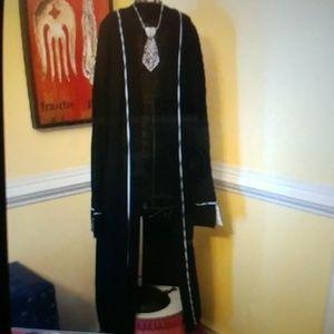 Forever 21 Kimono Maxi Jacket XL